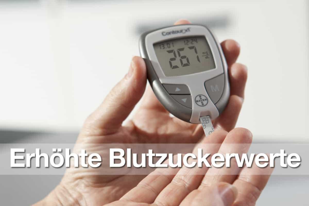Diabetische Augenerkrankungen