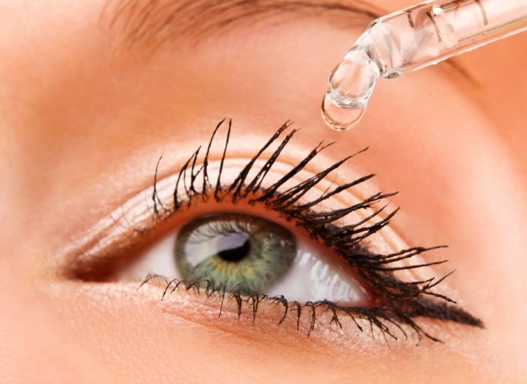 Augenerkrankungen - Trockenes Auge (Sicca-Syndrom)