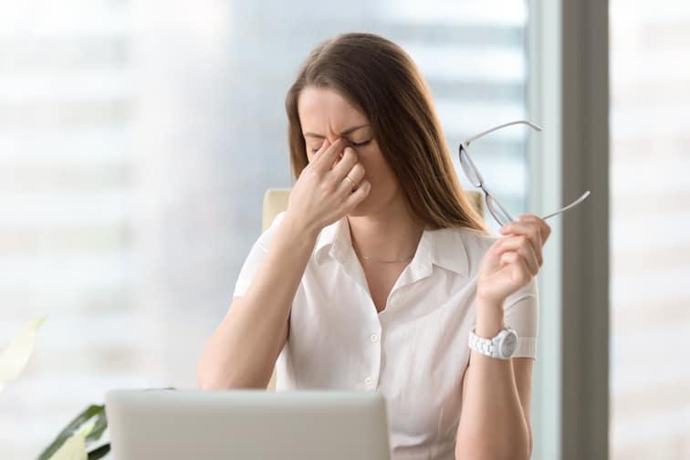Bildschirmtauglichkeit Vorsorge Beim Augenarzt Ettlingen