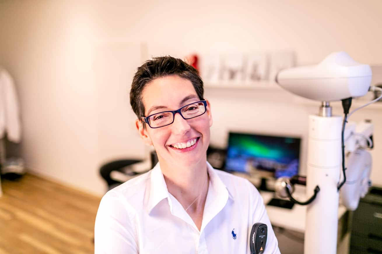 Dr. med. Andrea Wißmann - Augenärztin in Ettlingen