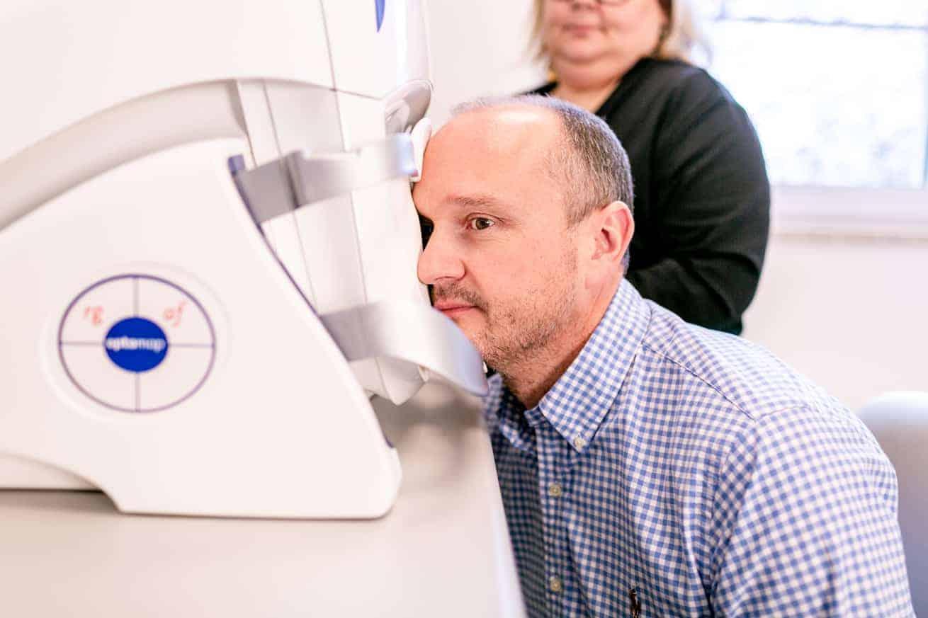 Kurzsichtigkeit (Myopie) - Früherkennung und Überwachung