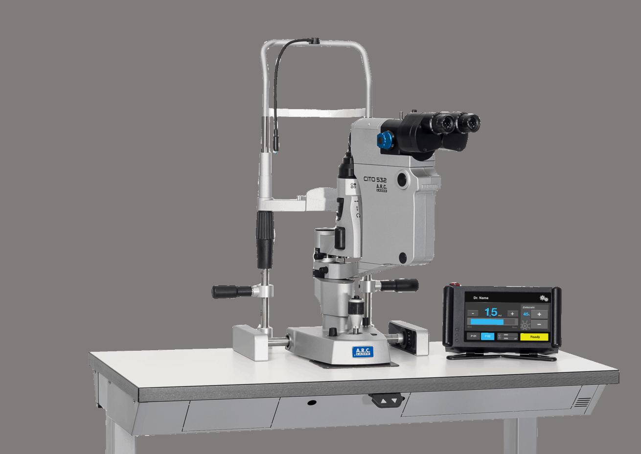 Lasertherapie - Lasereingriffe (Argon-Laser, YAG-Laser, SLT-Laser) in Ettlingen
