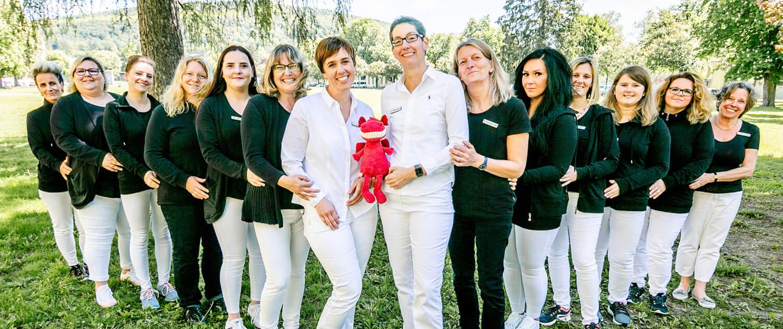 Augenartzpraxis Ettlingen: Das Team rund um unsere Augenärztinnen Dr. Schubert & Dr. Wißmann
